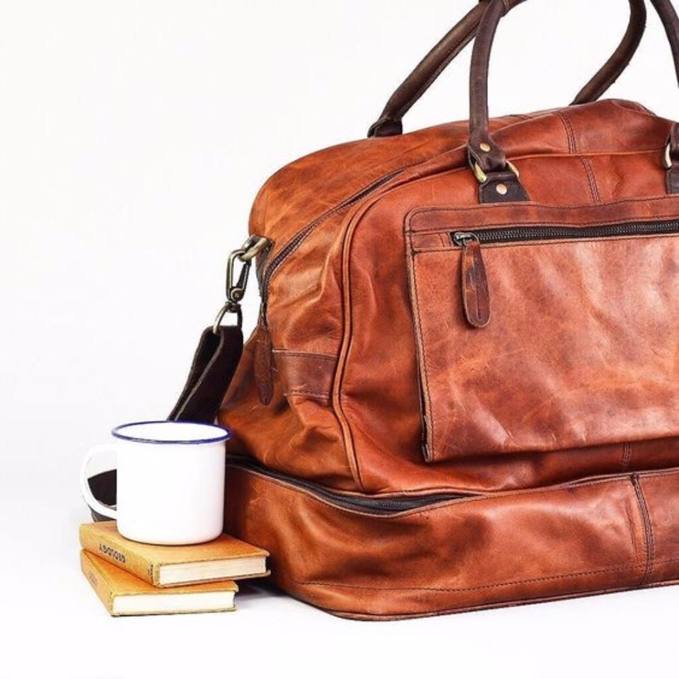 Mahi leather bag