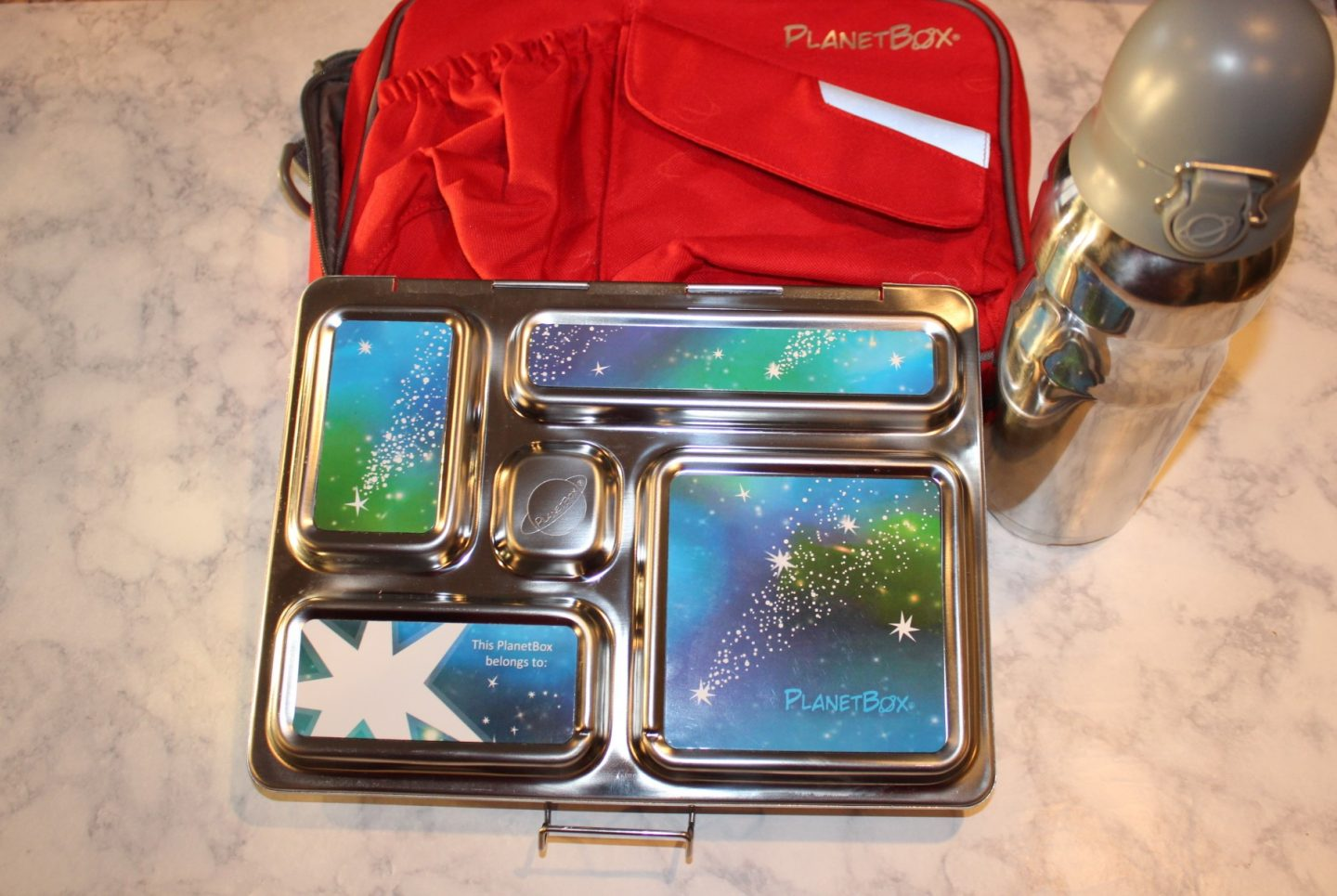 PLanetbox portion control containers