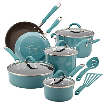 Holiday gift guide for black friday for Rachel ray pots and pans
