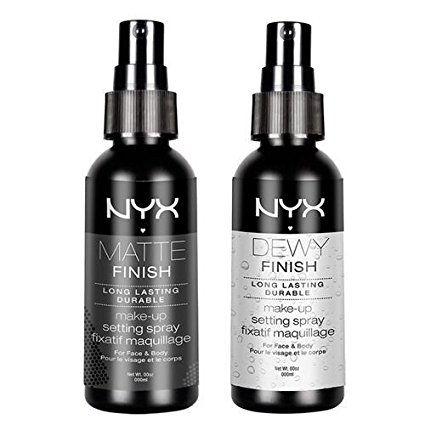 black Friday NYX setting spray