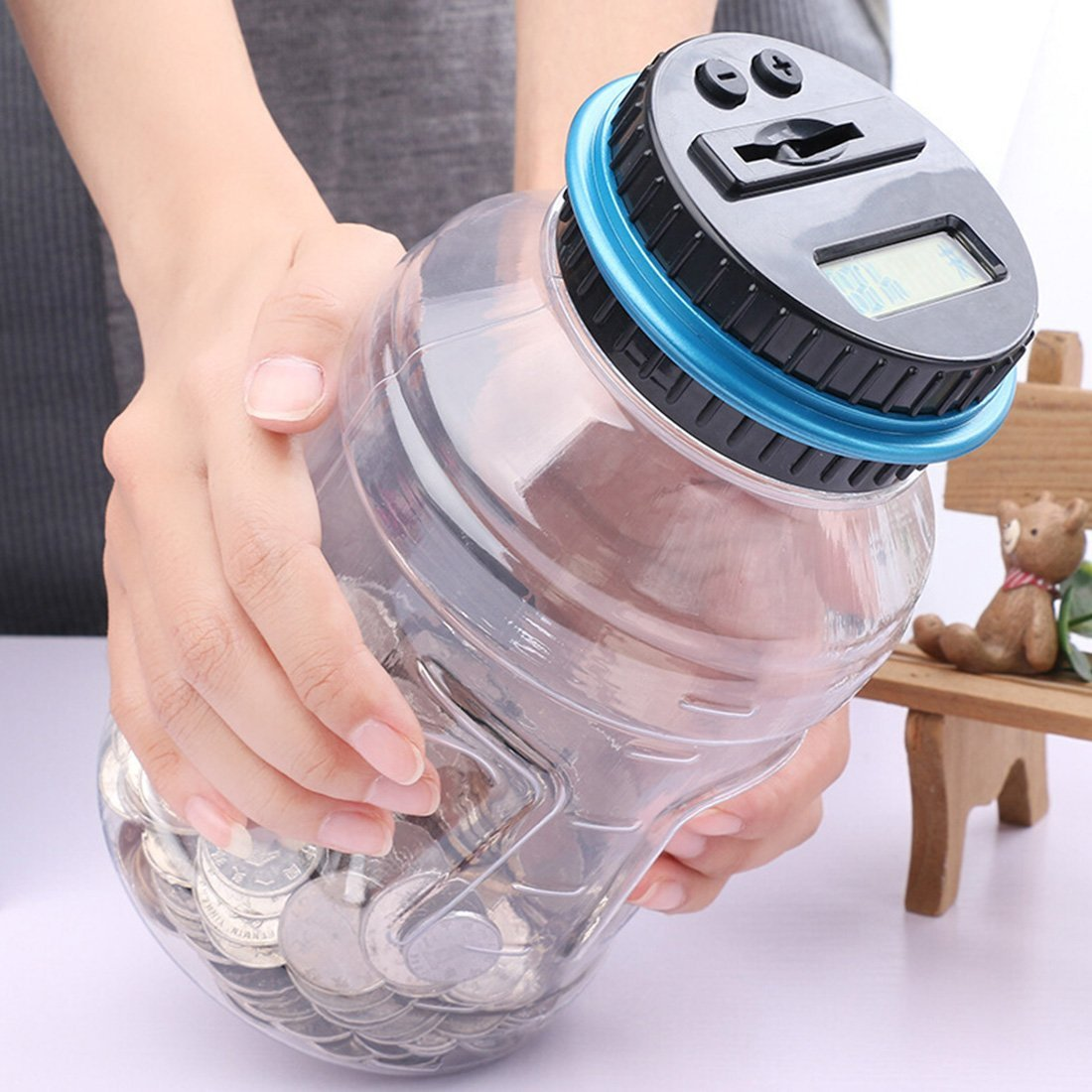 How To Save More Money With These Adult Piggy Banks - Her ...