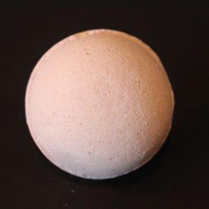 Moroccan vanilla scented bath bomb