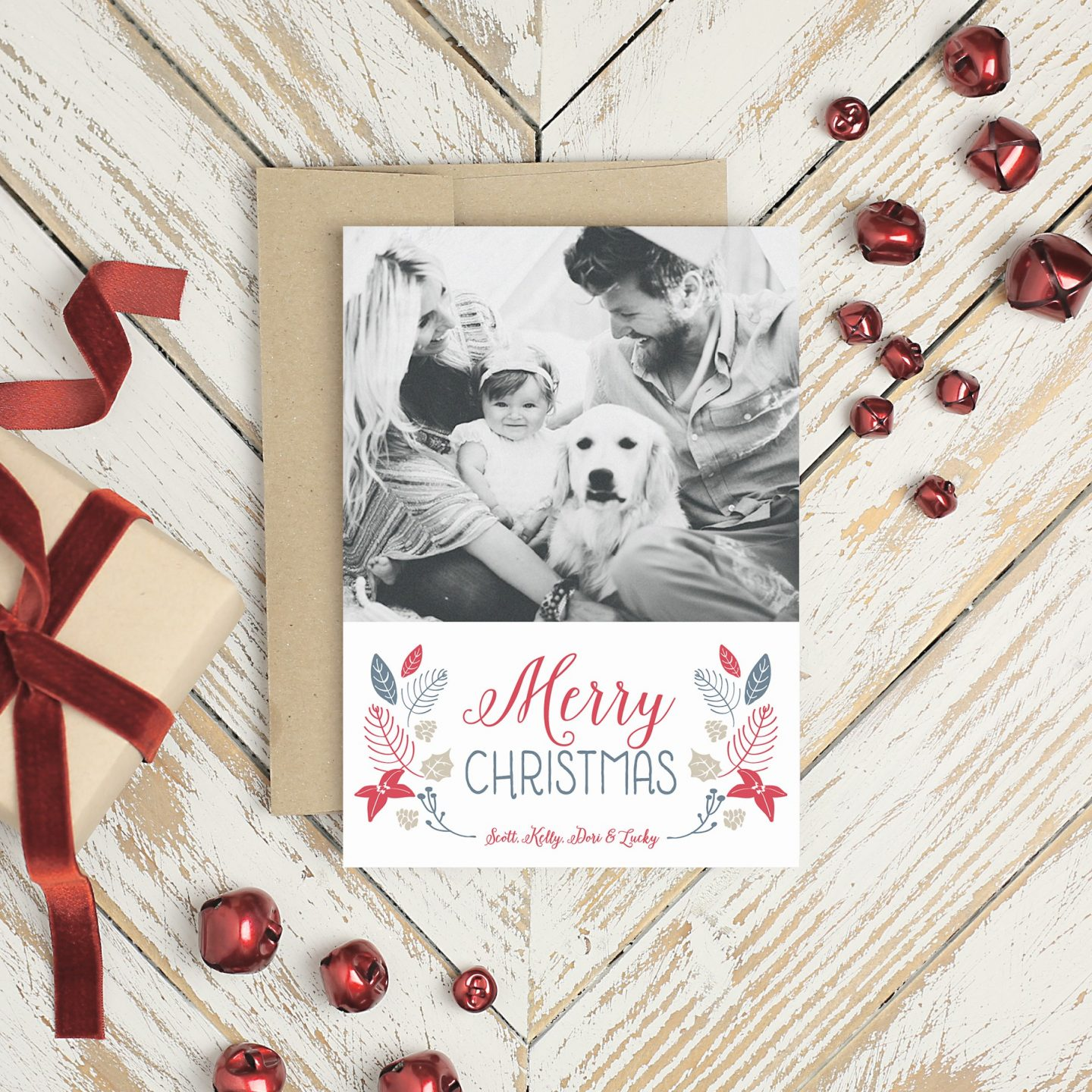 Holiday cards by basic invite for great impressions